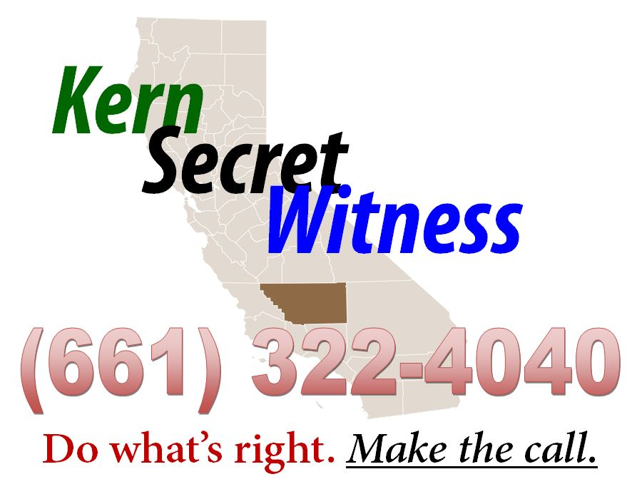 Kern Secret Witness Logo